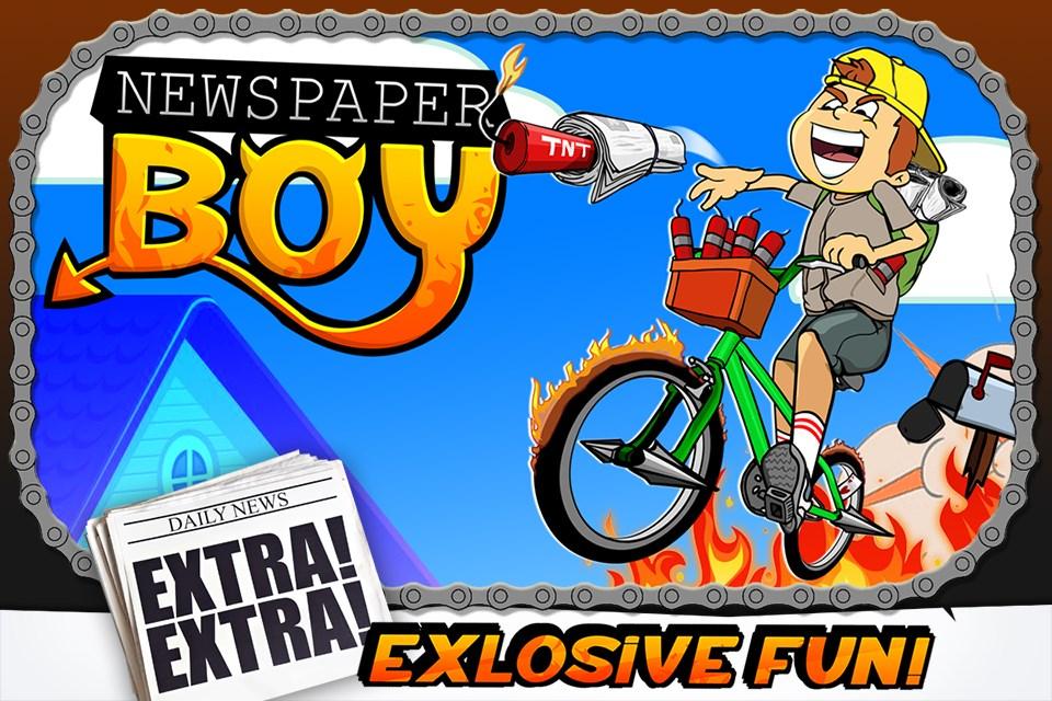 Newspaper Boy Saga - Imagem 1 do software