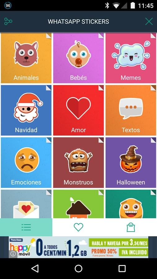 Stickers Smileys WhatsApp - Imagem 1 do software