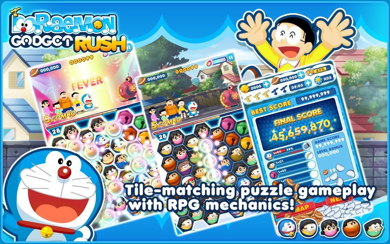 Doraemon Gadget Rush - Imagem 1 do software