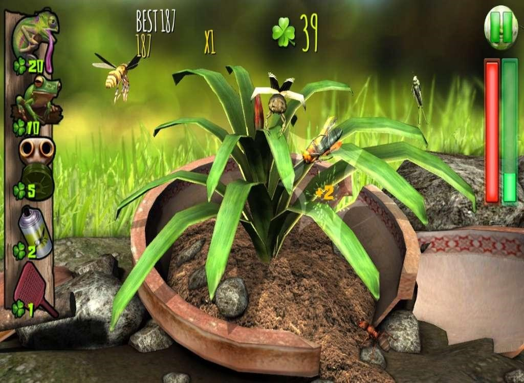 Plant Panic - Imagem 1 do software