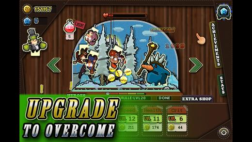 Tap Heroes - Idle RPG Action - Imagem 1 do software