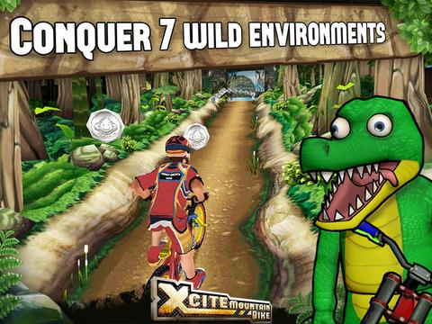 Xcite Mountain Bike - Imagem 1 do software