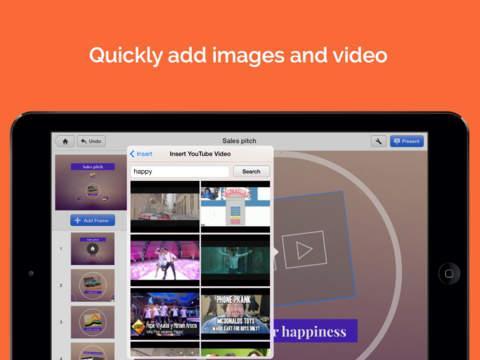 Prezi - Imagem 1 do software