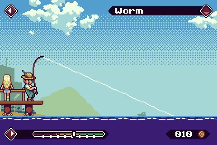 Fisherman`s Horizon - Imagem 1 do software