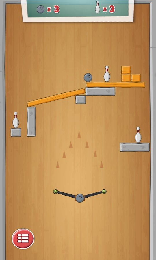Slingpin - slingshot bowling - Imagem 1 do software