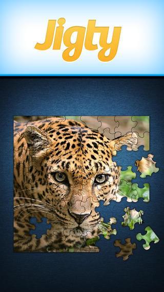 Quebra-Cabeças Jigty - Imagem 1 do software