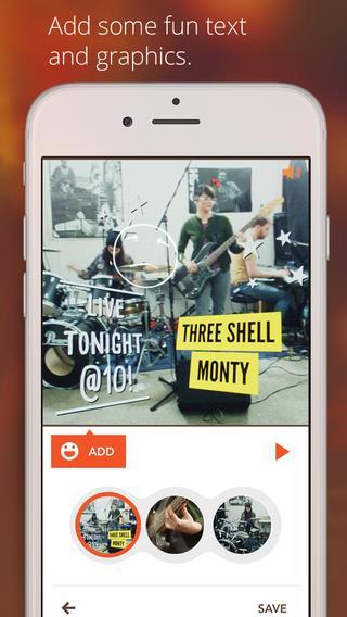 Nutshell Camera - Imagem 2 do software