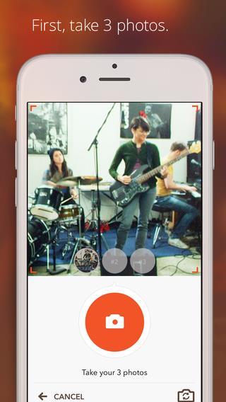 Nutshell Camera - Imagem 1 do software