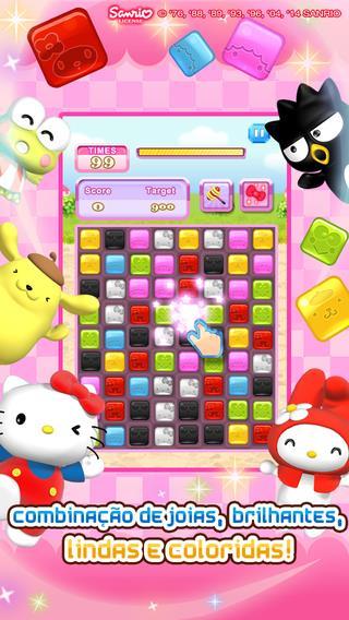 Hello Kitty Jewel Town! - Imagem 1 do software