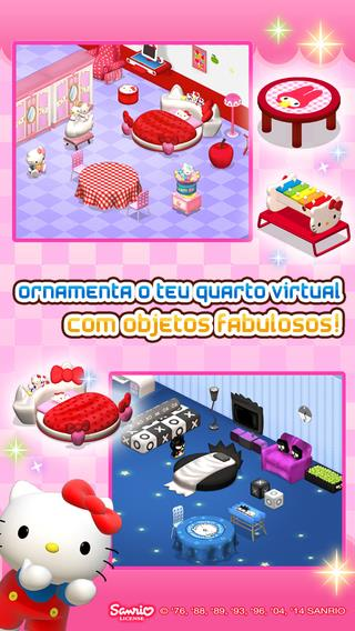 Hello Kitty Jewel Town! - Imagem 2 do software