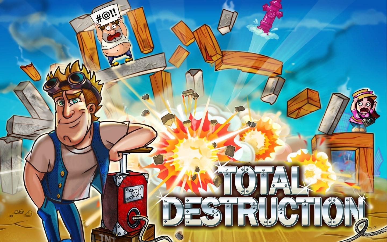 Total Destruction: Blast Hero - Imagem 1 do software