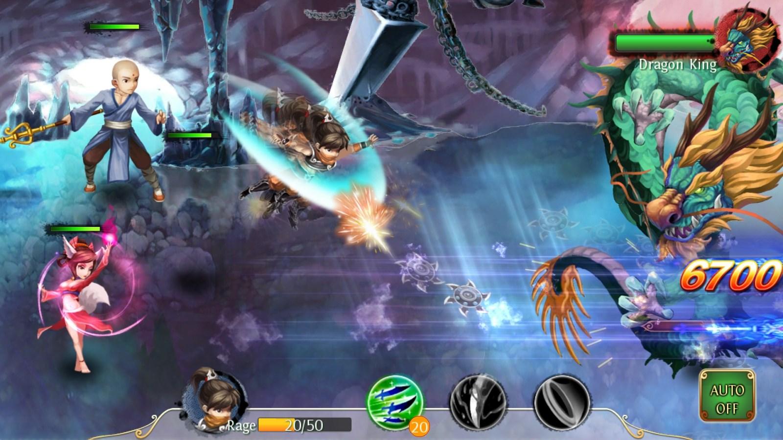 Immortal Odyssey - Imagem 1 do software