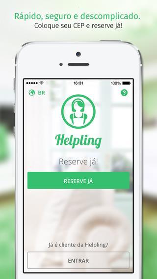 Helpling - Imagem 1 do software