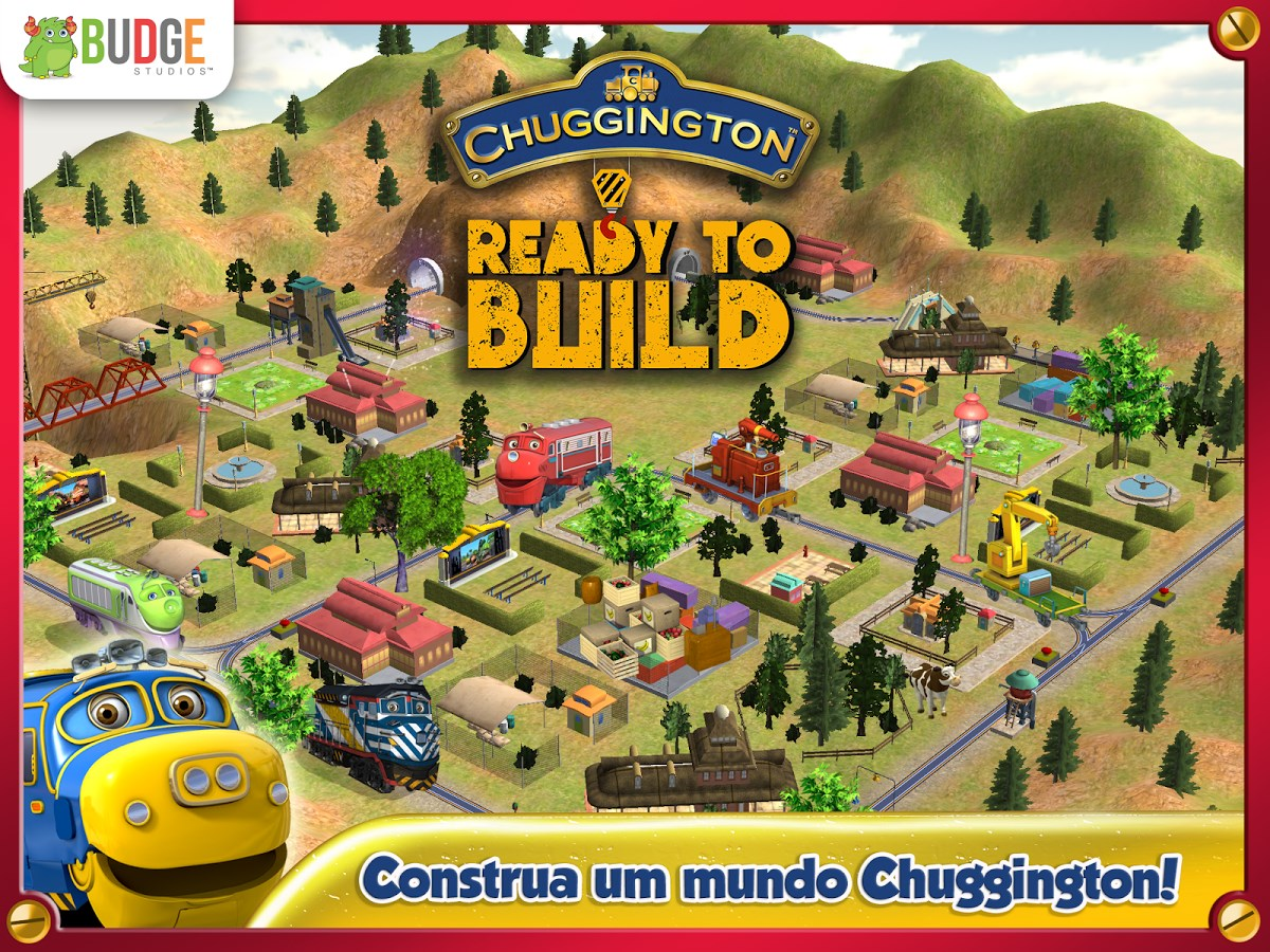 Chuggington Ready to Build - Imagem 1 do software