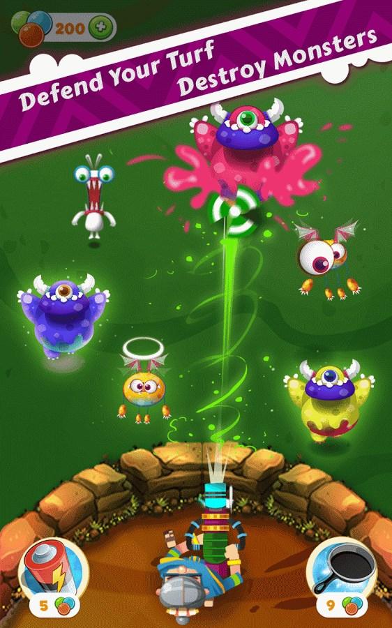 Dadi vs Monsters (DvM) - Imagem 2 do software