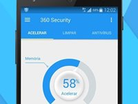 Imagem 1 do 360 Security - Antivirus Boost