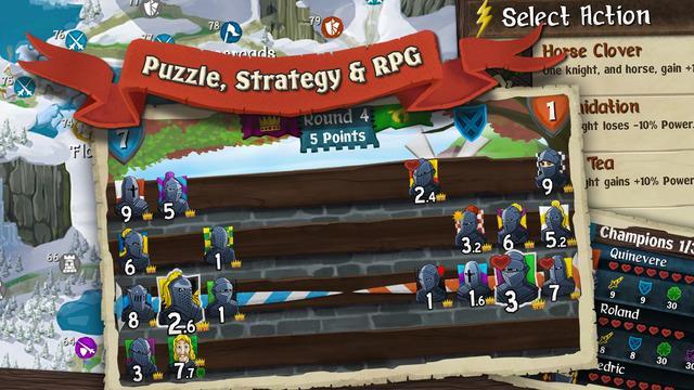 Knights & Snails - Imagem 1 do software