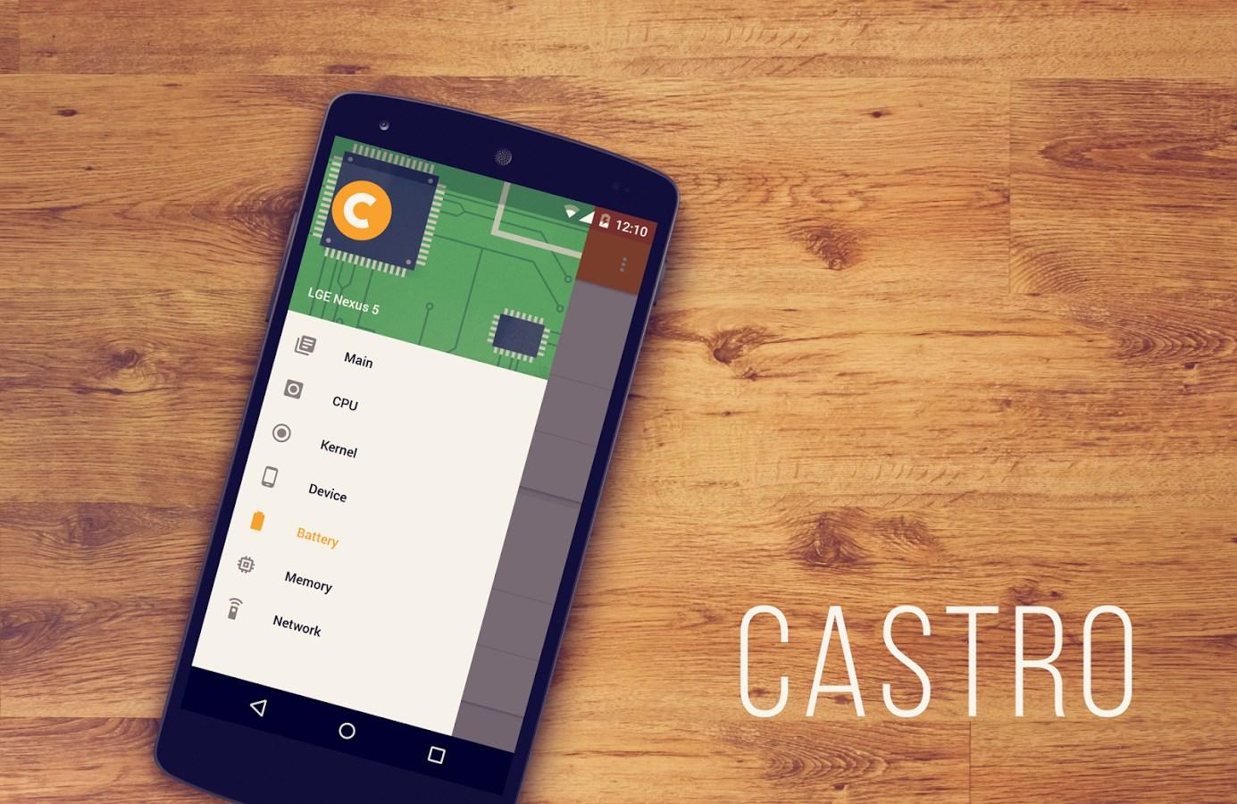 Castro - Imagem 1 do software