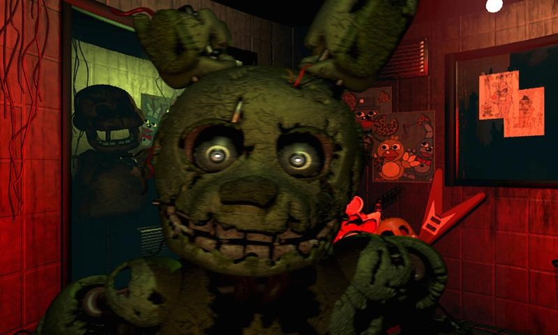 Five Nights at Freddy`s 3 Demo - Imagem 1 do software