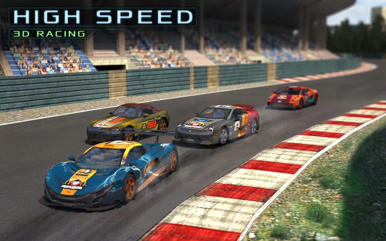 High Speed 3D Racing - Imagem 1 do software