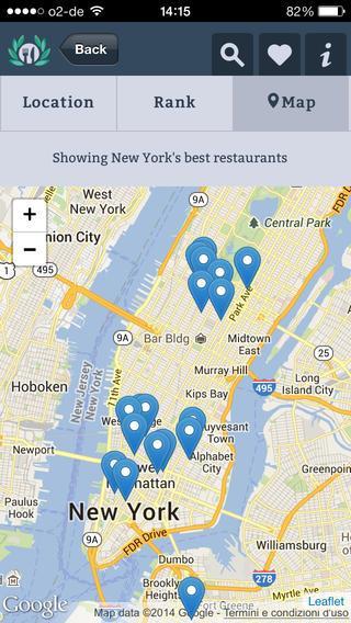 The Table Restaurants - Imagem 2 do software