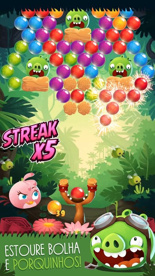 Angry Birds Stella POP! - Imagem 1 do software