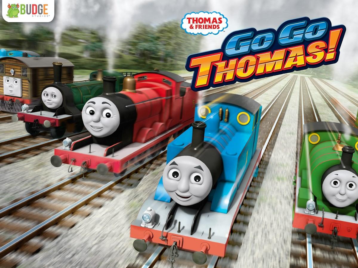 Thomas & Friends: Vai, Thomas! - Imagem 1 do software