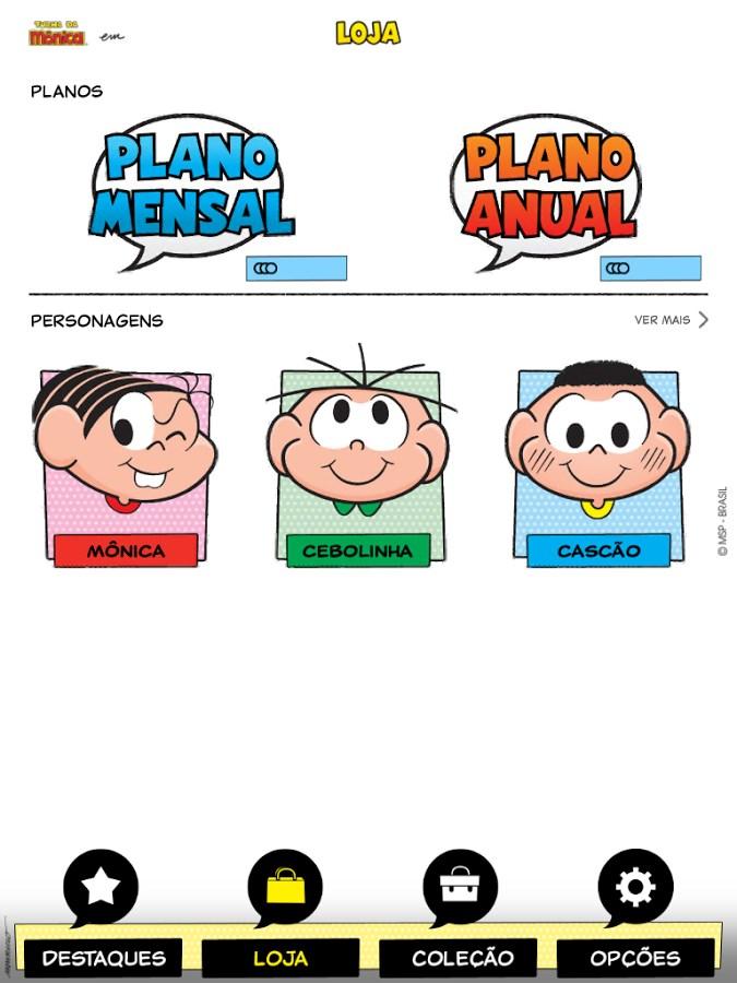 Caixa de Quadrinhos - Imagem 2 do software