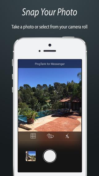 PingTank for Messenger - Imagem 1 do software