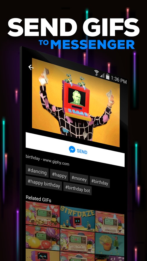 GIPHY for Messenger - Imagem 1 do software