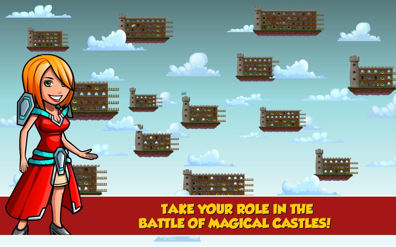 Arcanox: Cards vs. Castles - Imagem 1 do software