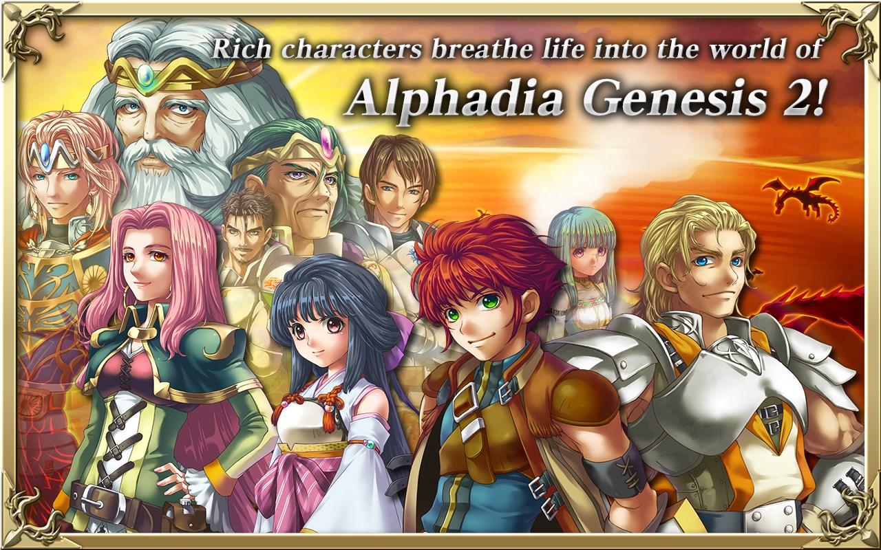 RPG Alphadia Genesis 2 - Imagem 1 do software