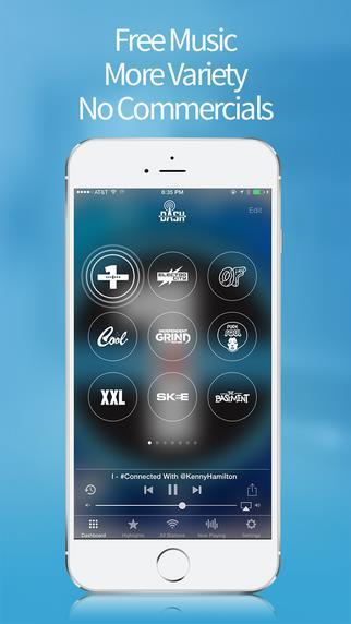 Dash Radio - Imagem 1 do software