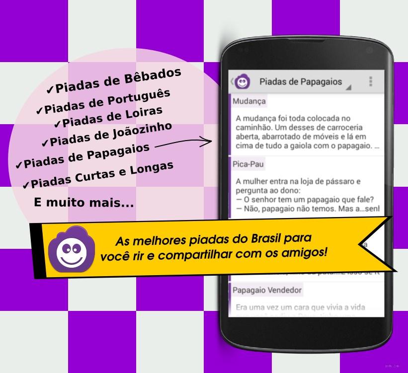 2000 Piadas Engraçadas Brasil - Imagem 1 do software