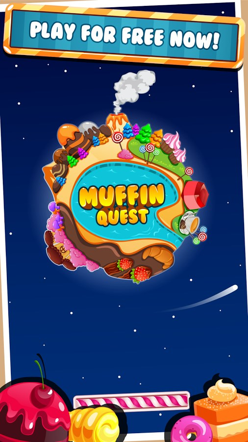 Muffin Quest - Imagem 1 do software