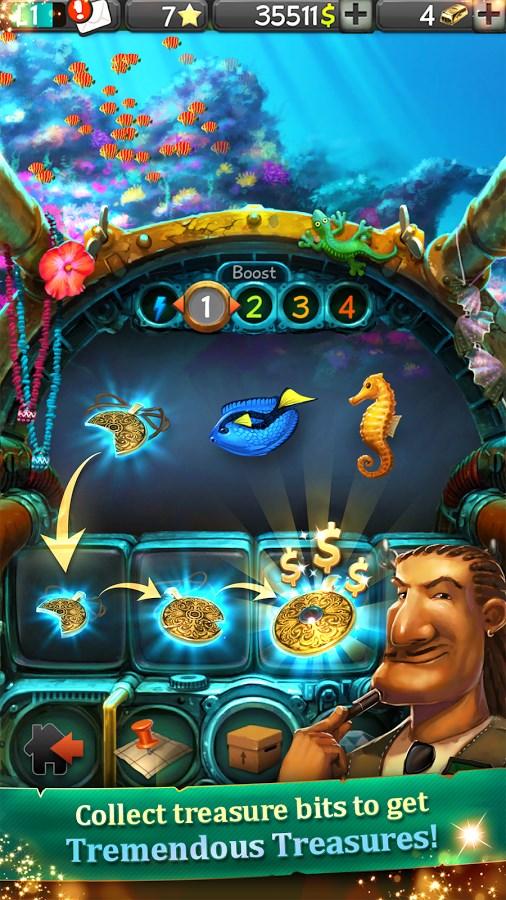 Slot Raiders - Treasure Quest - Imagem 2 do software