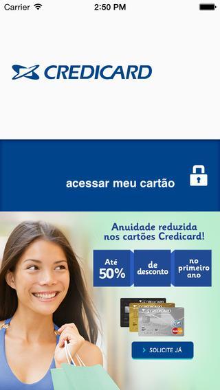Credicard - Imagem 1 do software