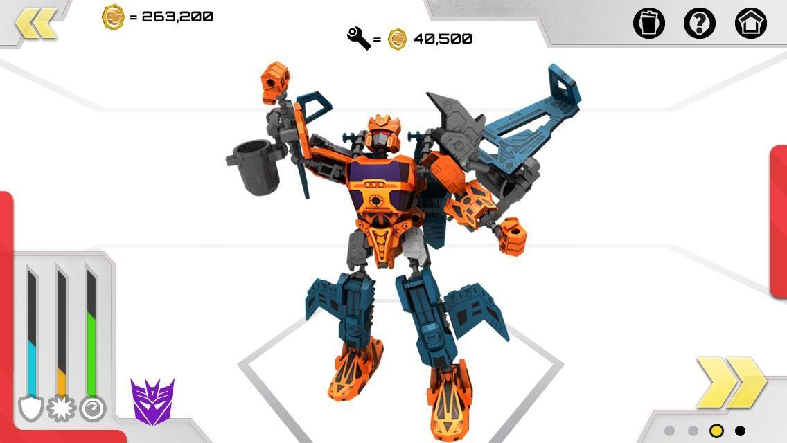 Transformers Construct-Bots - Imagem 1 do software