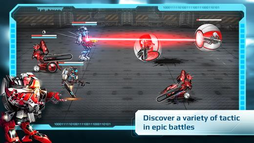Mecha Titans - Imagem 1 do software
