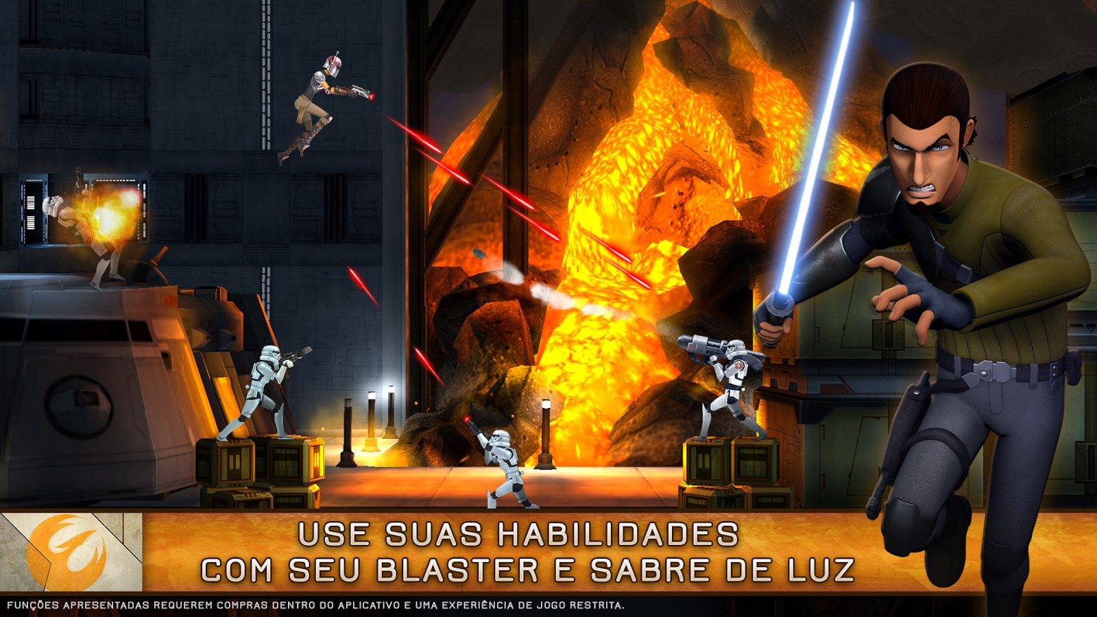 Star Wars Rebels: Missions - Imagem 1 do software