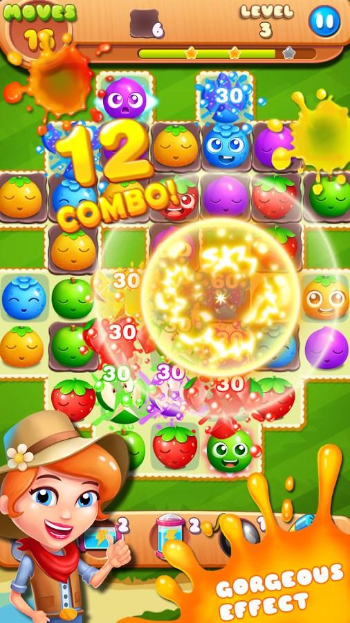 Fruit Splash Story - Imagem 2 do software