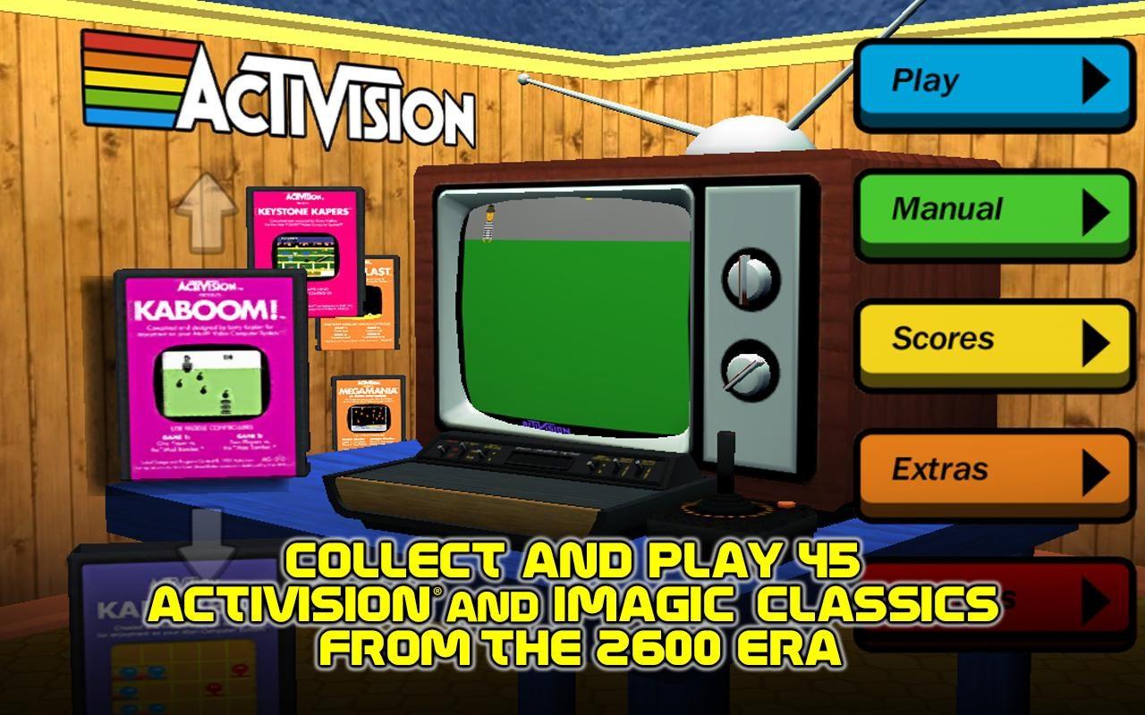 Activision Anthology - Imagem 1 do software