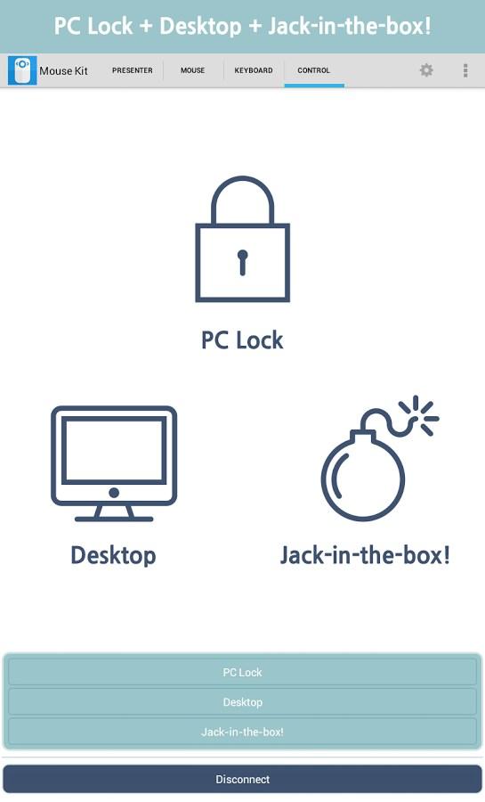 Mouse Kit (Keyboard+Presenter) - Imagem 2 do software