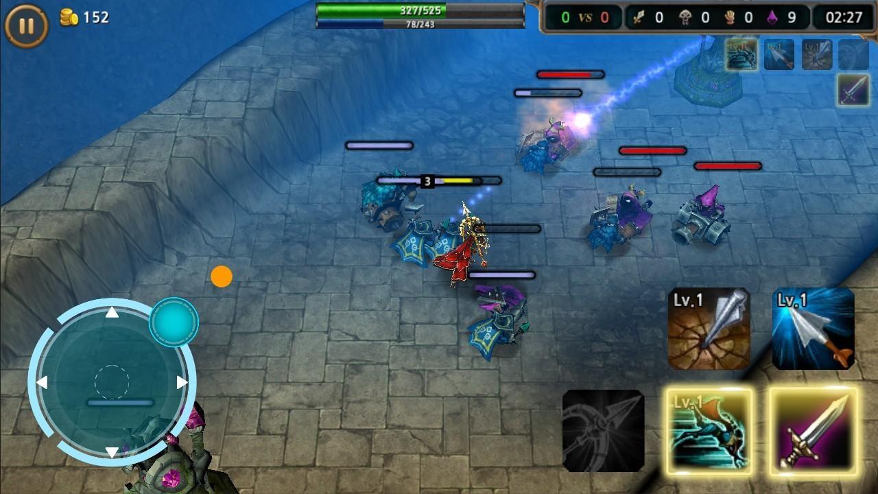 LOL Last Attack Global - Imagem 1 do software