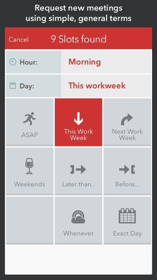 Meekan Smart Meeting Scheduler for Google and Exchange Calendars - Imagem 2 do software