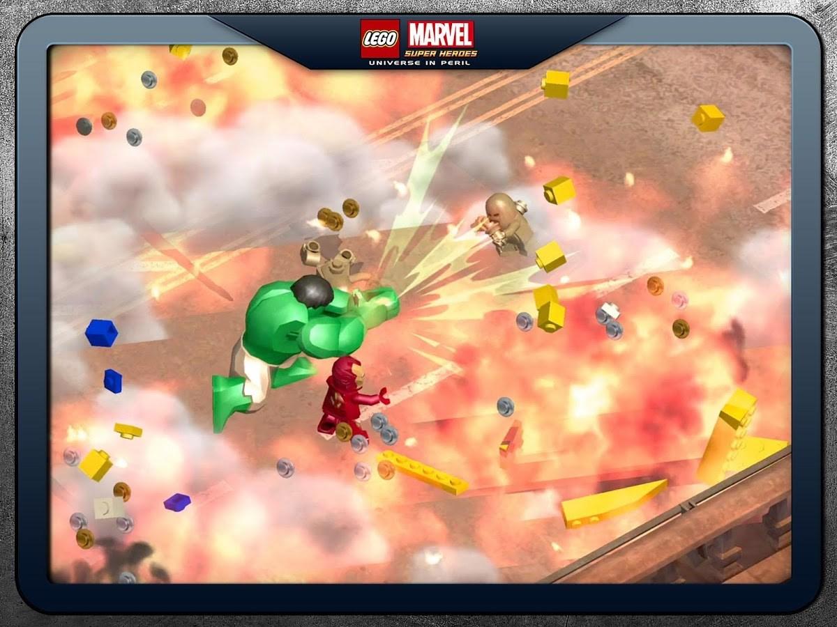 LEGO Marvel Super Heroes - Imagem 1 do software