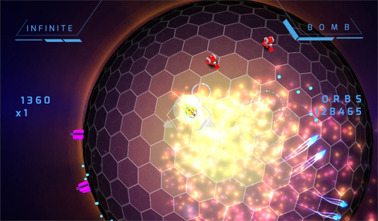 Space Shooter Skyler - Imagem 1 do software
