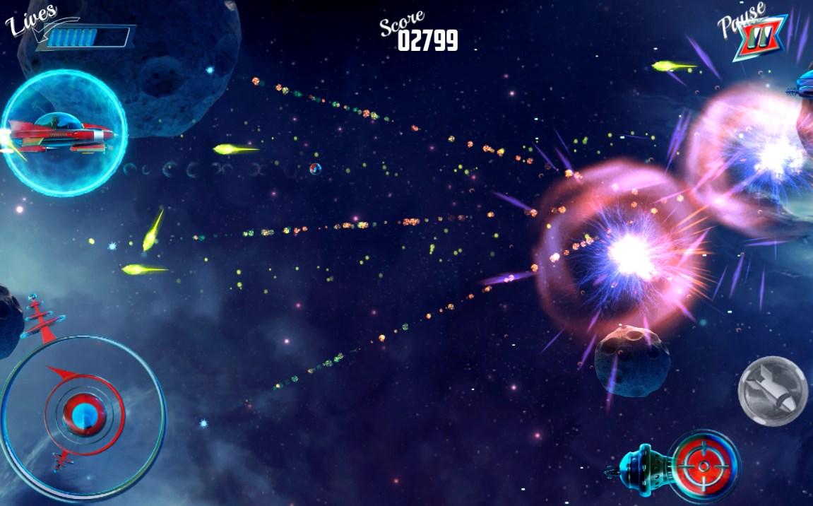 Space Shift: The Beginning - Imagem 1 do software