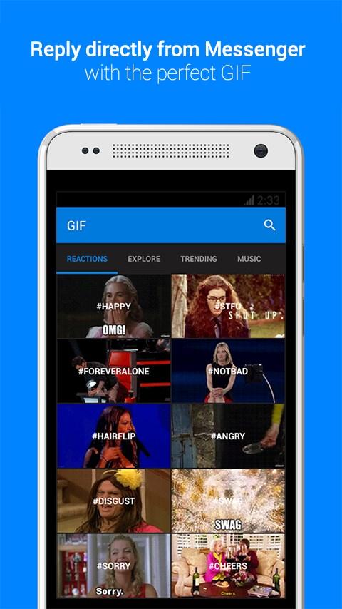 GIF for Messenger - Imagem 2 do software