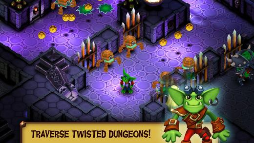 Goblin Quest: Escape! - Imagem 1 do software